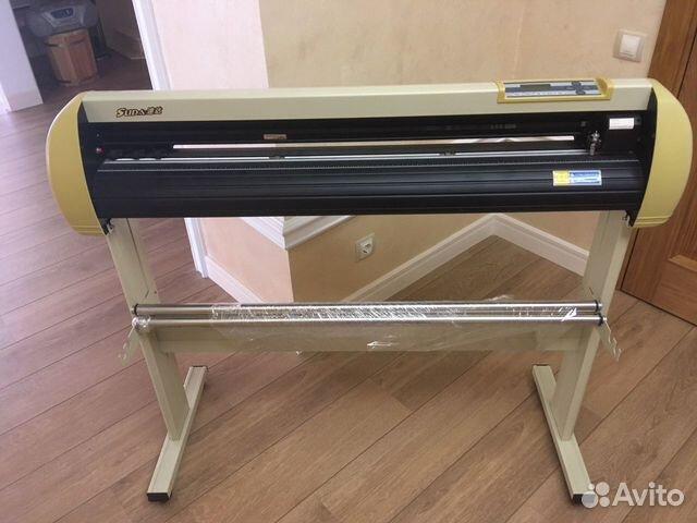 Рулонный режущий плотер suda SD 1080 89232475387 купить 1