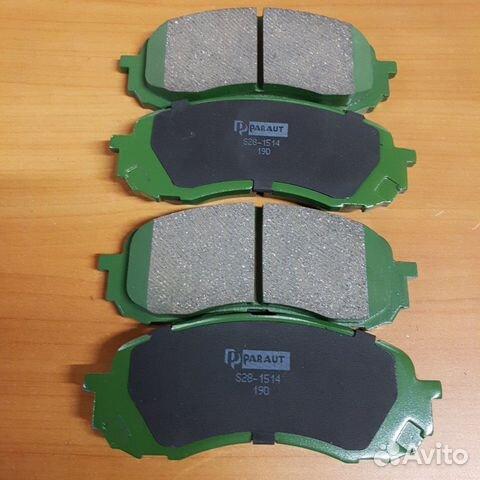 Колодки передние Subaru Forester SH, Impreza GR  89512055919 купить 3