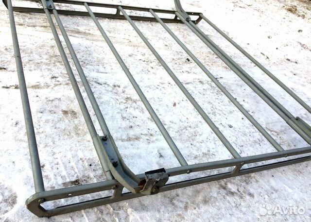 Багажник на крышу Ваз 2101-2107, Москвич  89678548800 купить 4