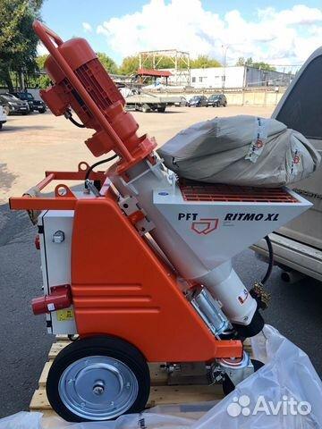 Plastering machines PFT Ritmo XL 89104717080 buy 6