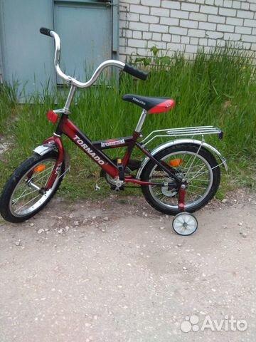 Велосипед детский Tornado