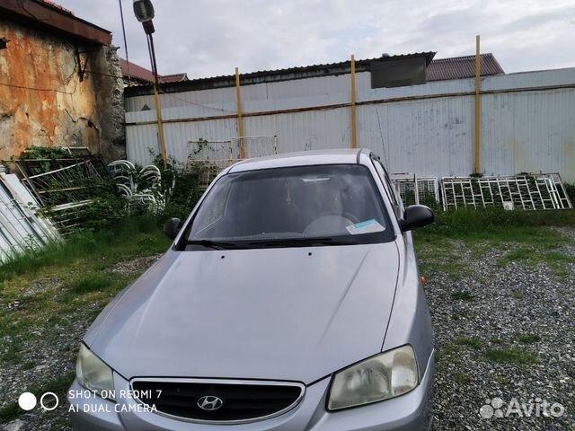 Hyundai Accent, 2008 89184007148 buy 2