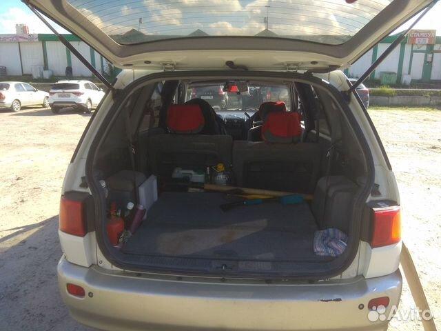 Toyota Ipsum, 1998 89222557709 купить 3