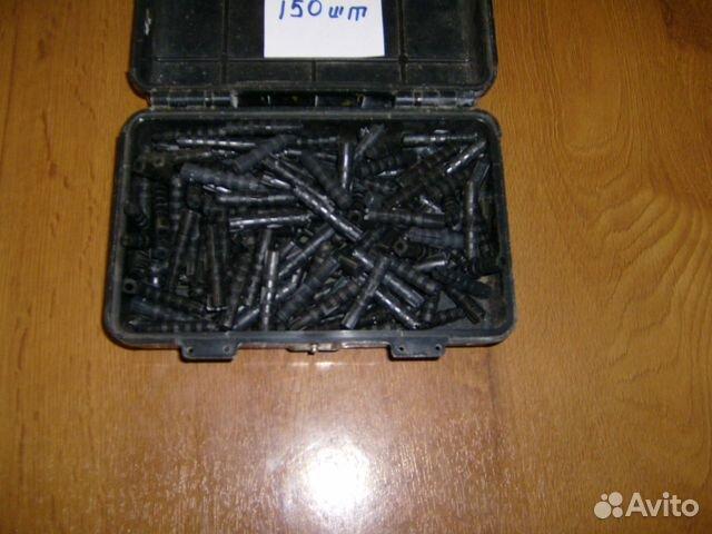 Дюбель распорный (8х40 мм) без борта. 450 штук  89875265844 купить 1