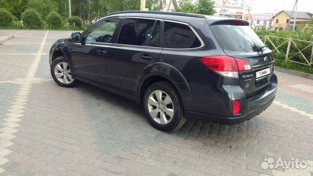 Subaru Outback, 2011 89386663275 купить 2