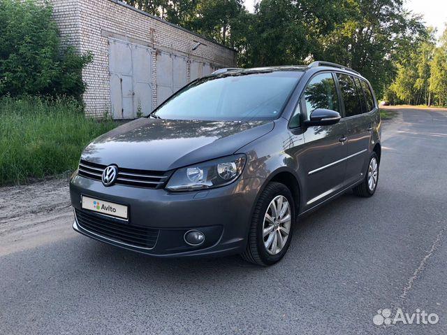 Volkswagen Touran, 2011 купить 1