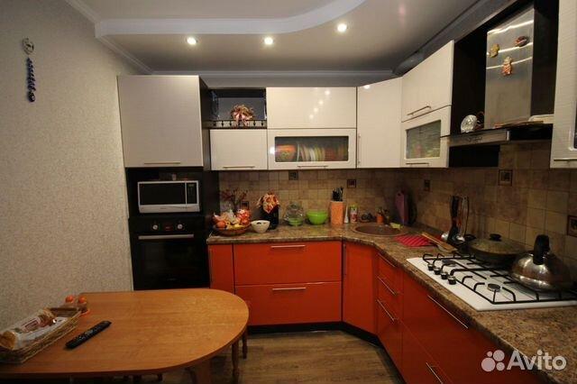 3-к квартира, 68 м², 2/5 эт.