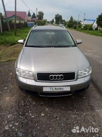 Audi A4, 2003 89656365240 купить 4