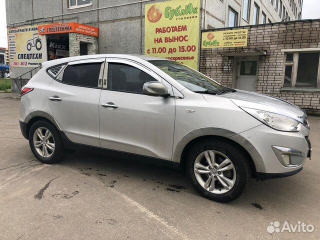 Hyundai Tucson, 2011  89600105432 купить 4
