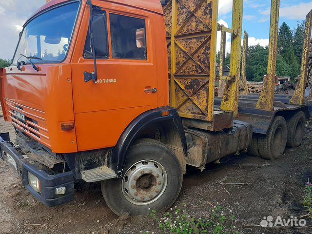 Камаз-53215 сортиментовоз  89095982325 купить 4
