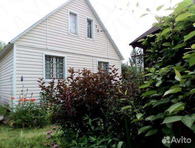 Дом 55 м² на участке 6 сот.