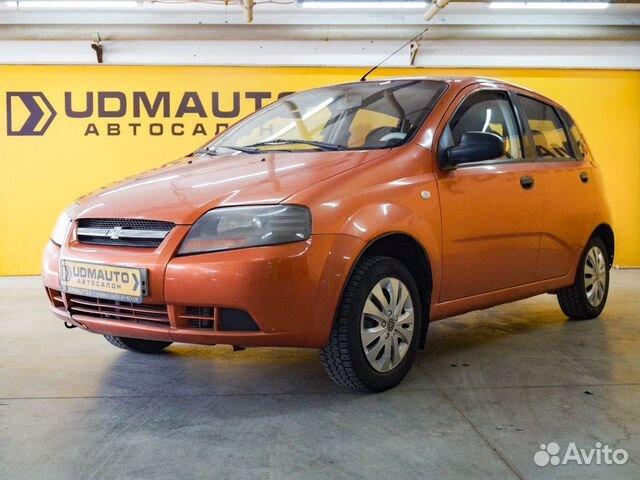 Chevrolet Aveo, 2007  купить 2