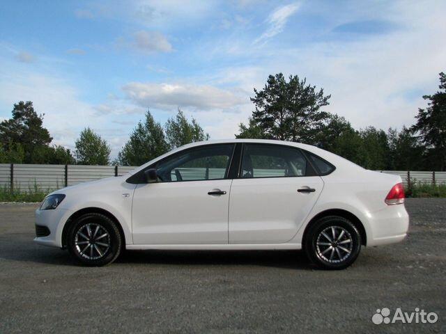 Volkswagen Polo, 2013  83432472139 купить 5