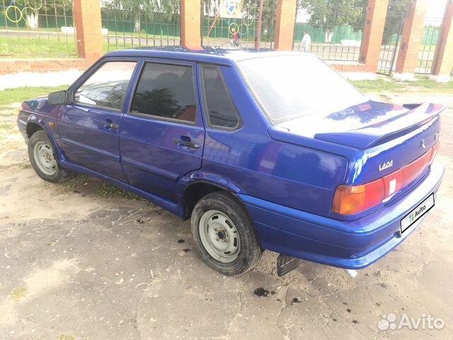 ВАЗ 2115 Samara, 2010  89157672768 купить 6