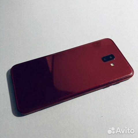 Телефон SAMSUNG galaxy j6+  89190689085 купить 2