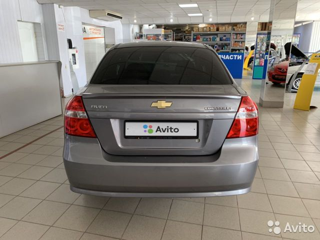 Chevrolet Aveo, 2011  89228836079 купить 6