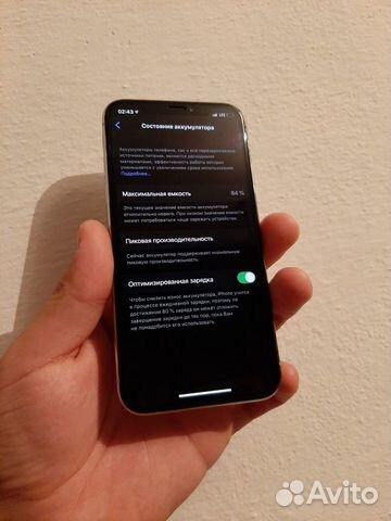 Телефон iPhone X