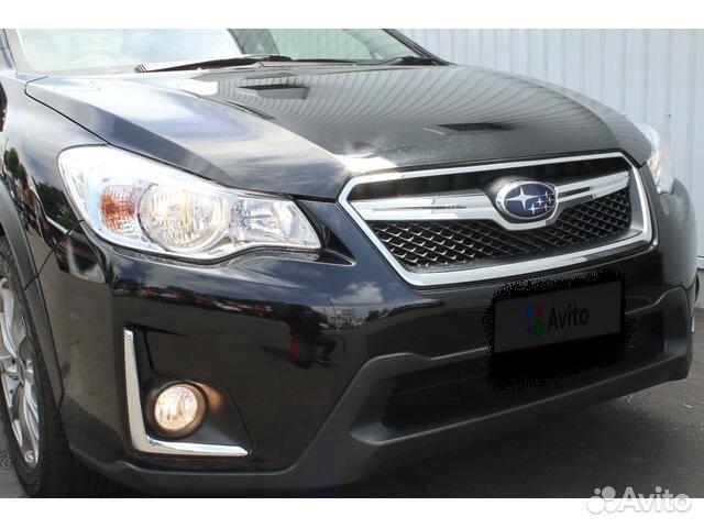 Subaru XV, 2017  89530952138 купить 6