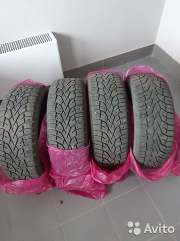 Gislaved nord frost 100 205/55R16