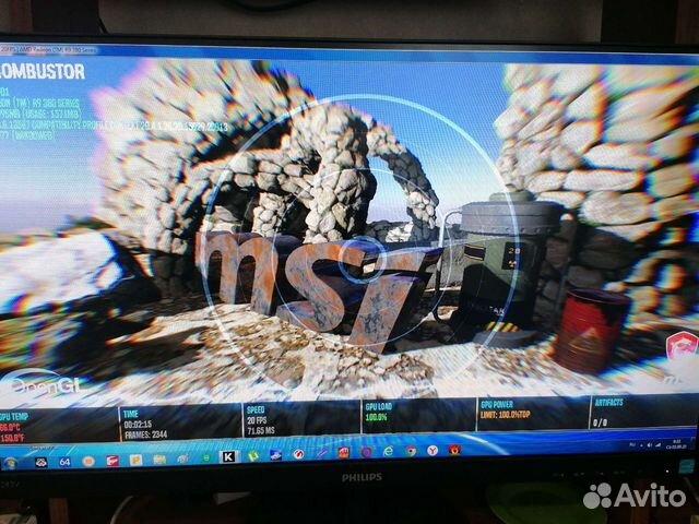 Игровая видеокарта R9 380 4GB OC  89308264542 купить 6