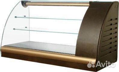 Холодильная витрина Полюс вхс-1,2 Арго XL Люкс  89142451578 купить 1