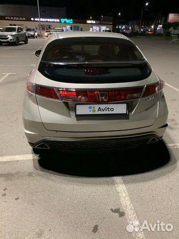 Honda Civic, 2008  89896208788 купить 2