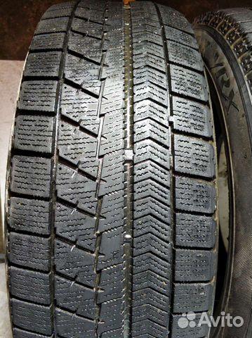 Bridgestone Blizzak VRX 185/65 R15 88S, шины не ши