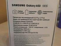 SAMSUNG Galaxy A50 6/128Gb Blue