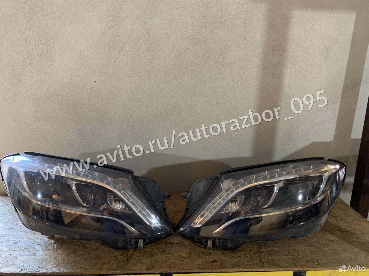 Фара Mercedes W222 Мерседес в222 арт 34332  89659502108 купить 1