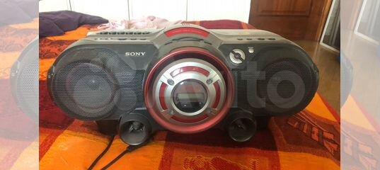 Магнитола бумбокс Sony CFD-G500L