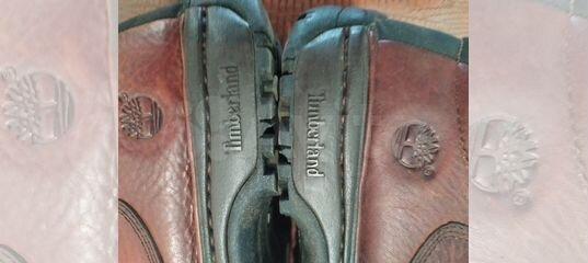 Ботинки туфли топсайдеры timberland оригинал купить в Санкт-Петербурге | Личные вещи | Авито