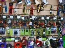 Велозапчасти и аксессуры