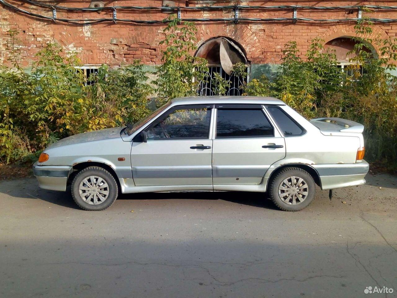 ВАЗ 2115 Samara, 2004  89058763786 купить 2