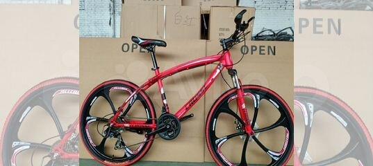 Велосипед на литых дисках купить в Алтайском крае   Хобби и отдых   Авито