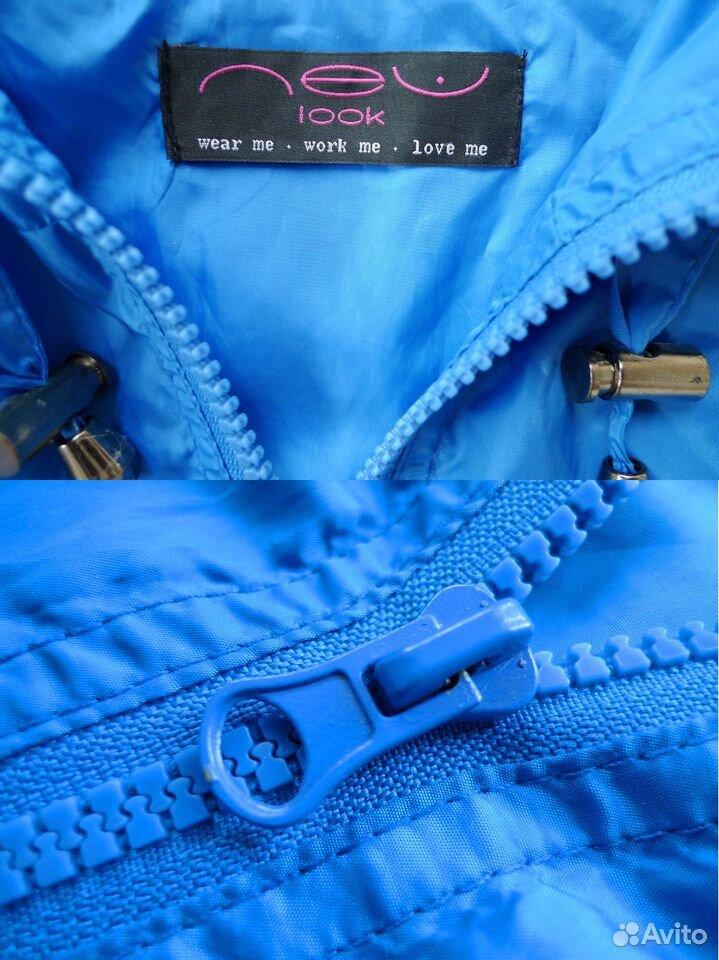 New look ветровка, легкий дождевик р8 89788836800 купить 5