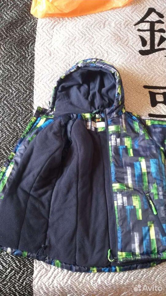 Куртка теплая демисезон  89059161204 купить 3