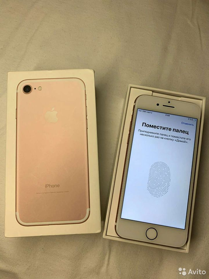 iPhone 7 32GB рст Полный Комплект  89995652369 купить 4