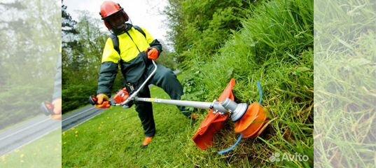 Покос травы в Республике Татарстан   Услуги   Авито