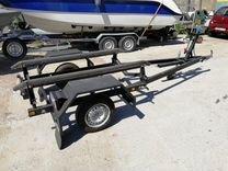 Лодочный прицеп респо V40T для аквабайка и лодки