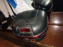 Багажник на мопед