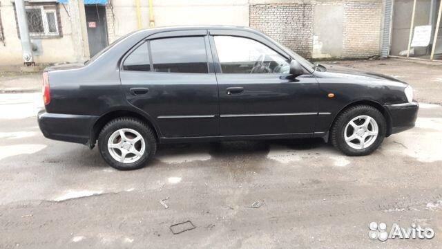 Hyundai Accent, 2007  89211966271 купить 6