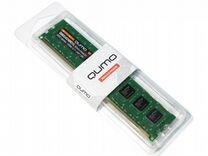 DDR3 8gb Qumo 1600mhz