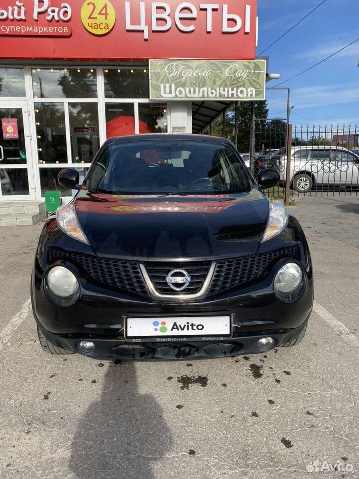 Nissan Juke, 2012  89063924647 купить 1