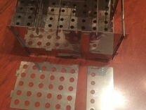 Печка щепочница многофункциональная