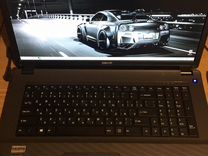 Игровой ноутбук dexp