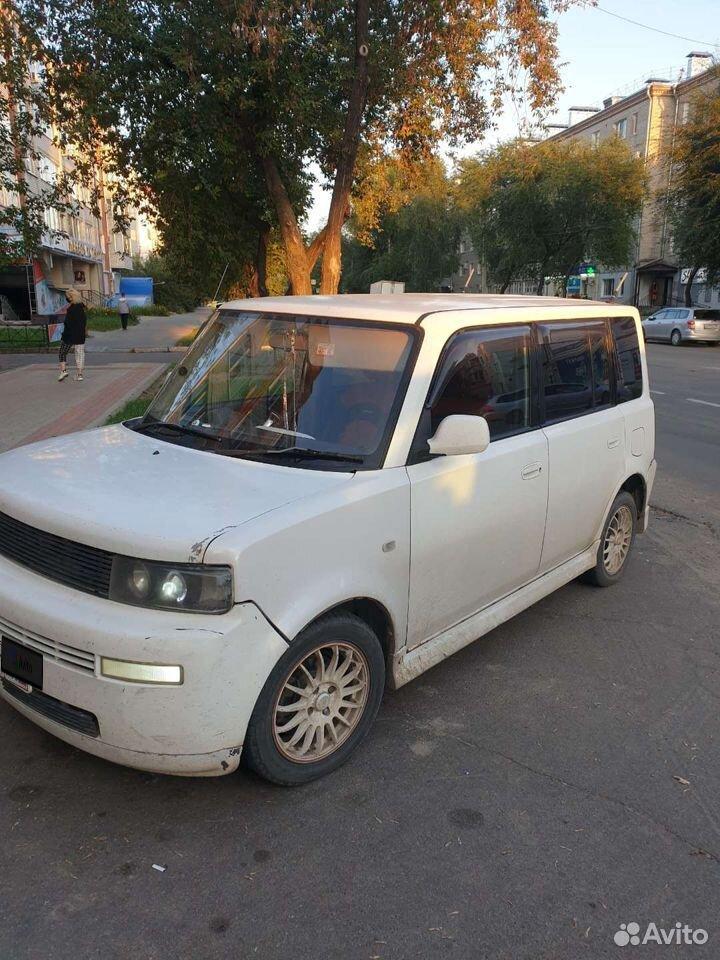 Toyota bB, 2002  89143908623 купить 2