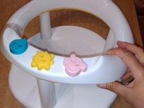 Сиденье (стульчик) для ванны малышам