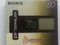 Мини-диск Sony MD Premium 80 (Made in Japan)