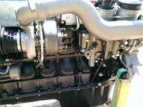 Новый с завода комплектный двигатель MAN D2066LF40