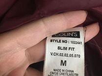 Куртка бордовая Colin's — Одежда, обувь, аксессуары в Москве